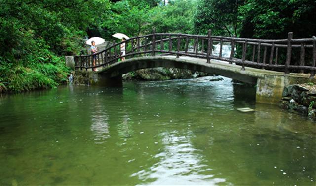 黄山天湖景区